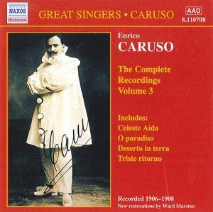 Complete Recordings Vol.3