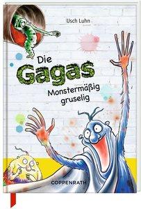 Die Gagas 06. Monstermäßig gruselig