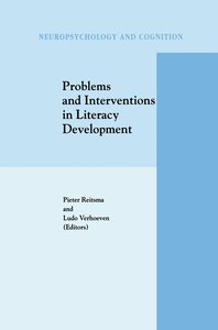 Problems and Interventions in Literacy Development