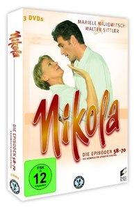 Nikola - Box 6 - Episoden 58-70