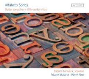 Alfabeto-Songs-Ital.Villanellen des 17.Jh.