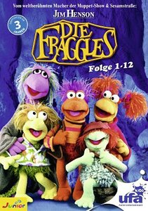 Die Fraggles,Flg 1-12,DVD-Box