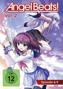 Angel Beats! Vol.2