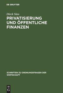Privatisierung und öffentliche Finanzen