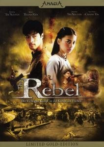 The Rebel-Limited Gold-Edition