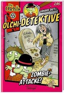 Olchi-Detektive 24 . Zombie-Attacke!