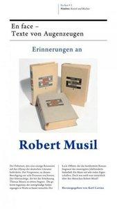 Erinnerungen an Robert Musil 2