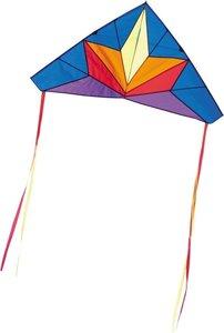 Invento 100075 - Delta: Stern, Einleinerdrachen