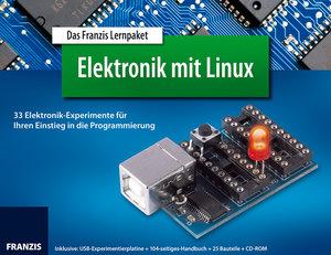 Lernpaket Mikrokontroller mit USB, Linux und Python