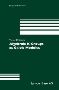 Algebraic K-Groups as Galois Modules
