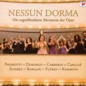 Nessun Dorma-Die Ergreifendsten Momente Der Oper