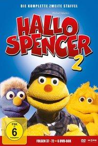 Hallo Spencer - die komplette 2. Staffel