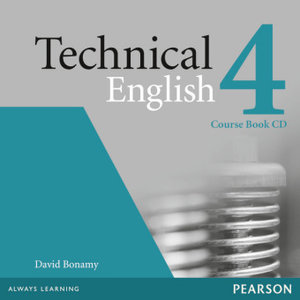 Technical English (Upper Intermediate) Coursebook CD