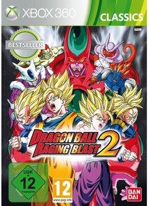 Dragon Ball Raging Blast 2 (XBOX360 CLASSICS)