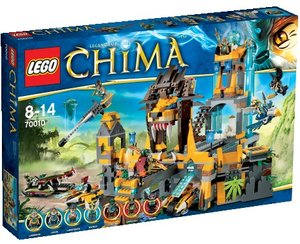 LEGO® Legends of Chima 70010 - Löwen-Chi-Tempel