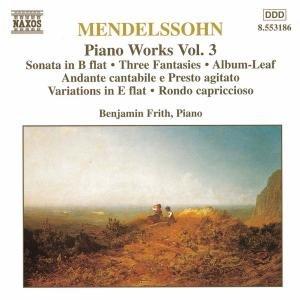 Klavierwerke Vol.3