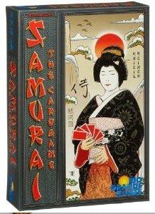 Abacusspiele 13096 - Samurai, Kartenspiel