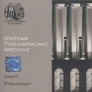 Variationen/Psalmen-Symphonie/Feuervogel