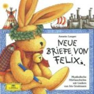 Neue Briefe von Felix. CD