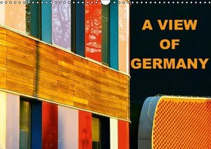 A View of Germany (Wall Calendar 2015 DIN A3 Landscape)