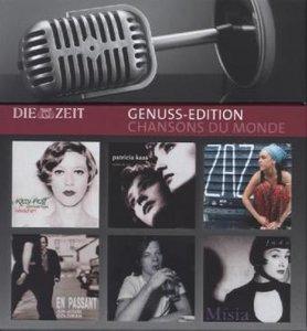 DIE ZEIT Genuss-Edition Chansons du monde