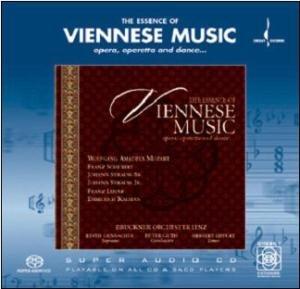 Various:Essenz Wiener Musik (Mehrkanal)