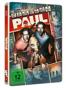 Reel Heroes-Paul-Blu-ray-Steelbook