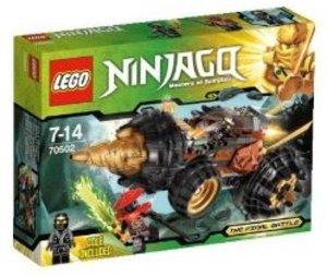 LEGO® Ninjago 70502 - Coles Powerbohrer