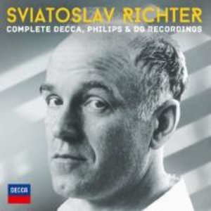 Richter-Complete Decca,Philips & DG Recordings