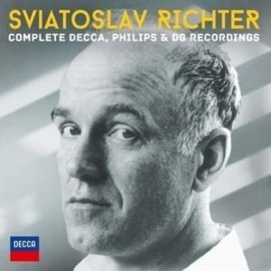 Richter-Complete Decca,Philips & DG Recordings