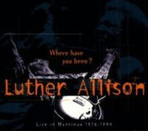 Where Have You Been? Live