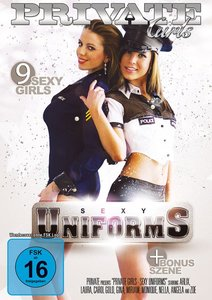 Private Girls: Sexy Uniforms
