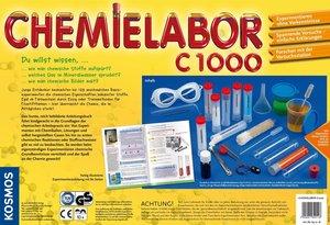 Kosmos 640118 - Chemielabor: C1000