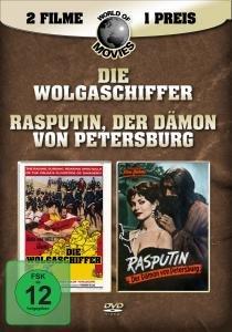 Die Wolgaschiffer-Rasputin,Der Dämon von Petersbu