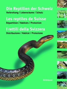Reptilienatlas der Schweiz