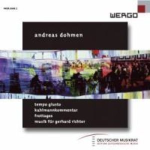 Tempo giusto/Kuhlmannkommentar/Musik fur Gerha