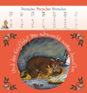 Das Grüffelokind 2017 Postkartenkalender