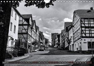 Ein Blick auf Frankenberg an der Eder (Wandkalender 2017 DIN A4