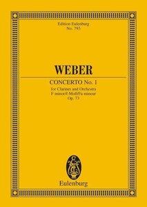 Konzert Nr. 1 f-Moll
