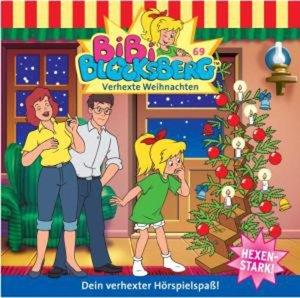 Bibi Blocksberg. Verhexte Weihnachten. CD