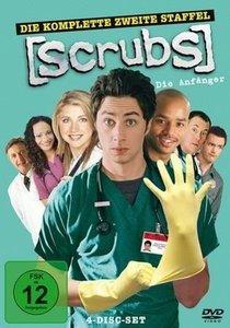 Scrubs: Die Anfänger - Die komplette zweite Staffel