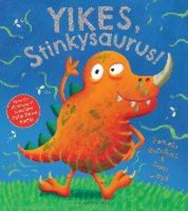 Yikes, Stinkysaurus!