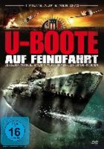 U-Boote auf Feindfahrt - 4 Filme auf 1 DVD