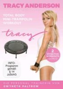 Die Tracy Anderson Methode - Total Body Mini-Trampolin Workout