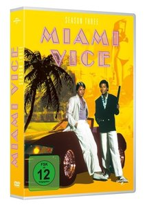 Miami Vice Season 3 Repl.