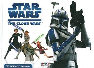 Star Wars The Clone Wars. Die Schlacht beginnt