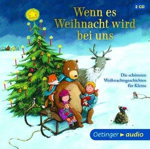 Wenn es Weihnacht wird bei uns (2 CD)