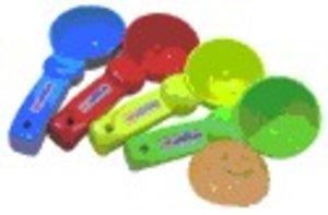 Spielstabil 7815 - Eisportionierer, Eislöffel, farbig sortiert,