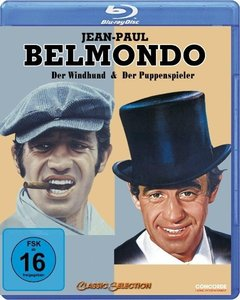 Jean Paul Belmondo Double Feature (Blu-ray)