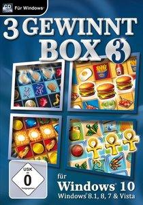 3 GEWINNT BOX 3 für Windows 10
